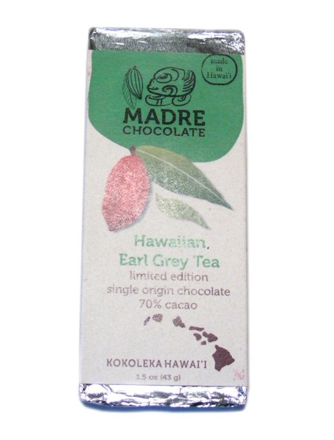 Madre Chocolate Hawaiian Earl Grey Tea