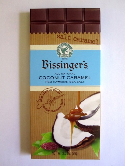 Bissinger's Coconut Caramel - Box