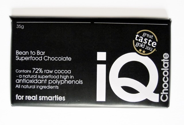 iQ Chocolate - Wrapped