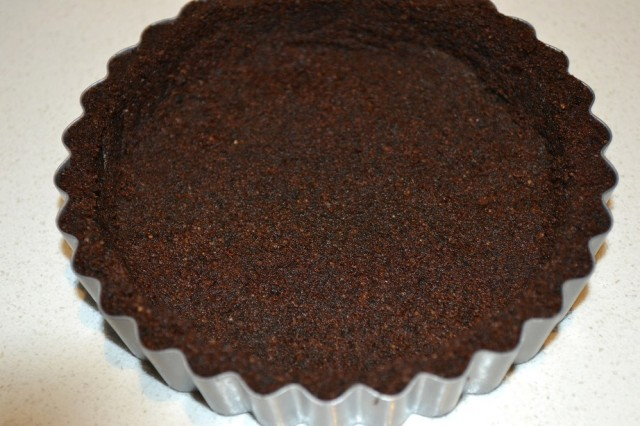 Simple Chocolate Tart Recipe