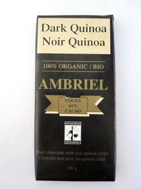 Ambriel Dark Quinoa - Wrapped