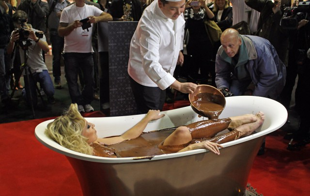 Salon Du Chocolat London