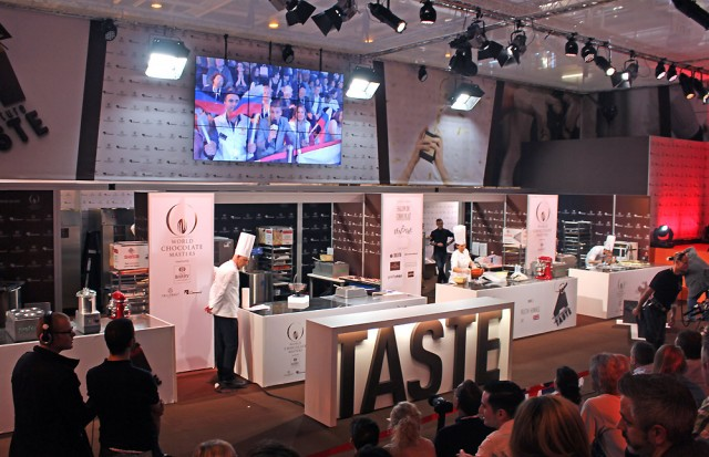 World Chocolate Masters