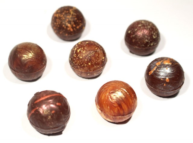 The Chocolatier Water Ganache Selection