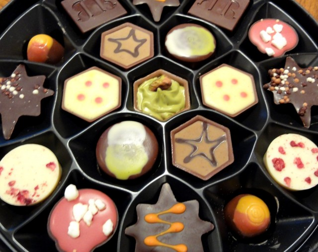Hotel Chocolat Signature Christmas Collection