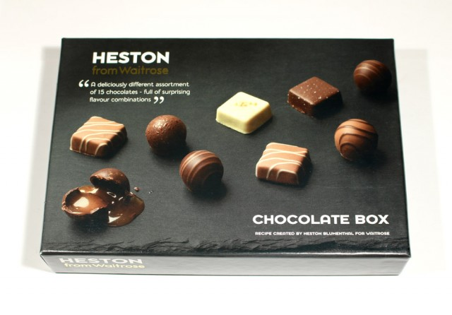 Heston Chocolate Box