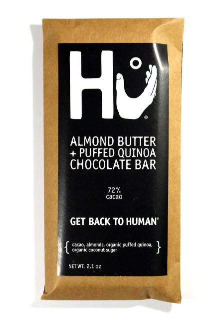 Hu Kitchen Almond Butter & Puffed Quinoa