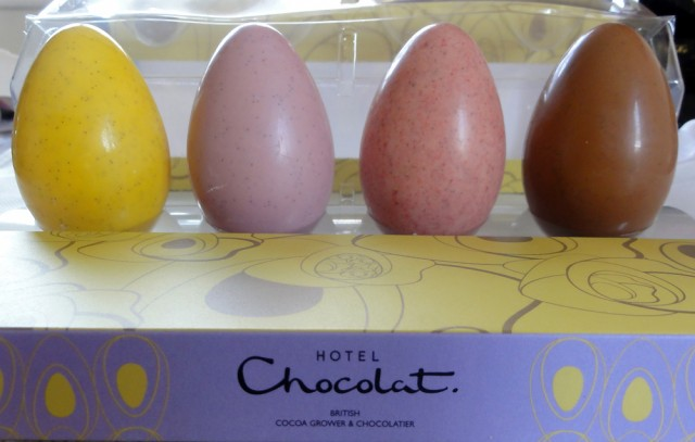 Hotel Chocolat Easter Egg Selection