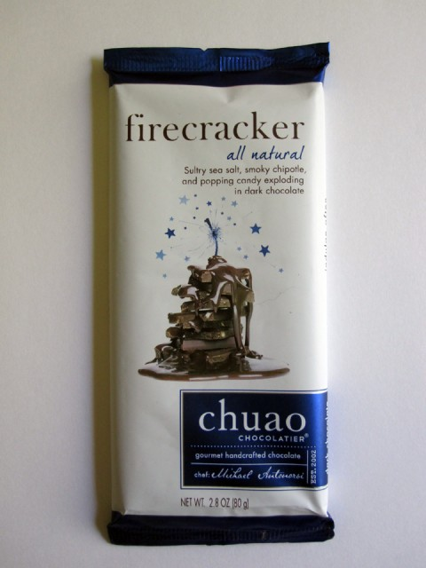 Chuao Firecracker - Wrapped