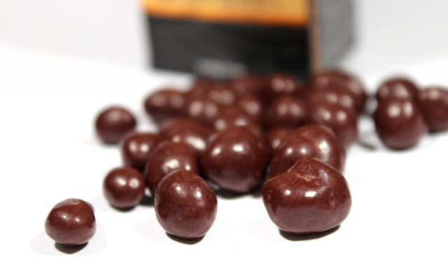 Pacari Dark Chocolate Covered Golden Berries