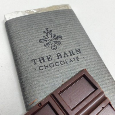 Crazy delicious Peruvian microbatch beantobar chocolate from Swedish maker thebarnchocolatehellip