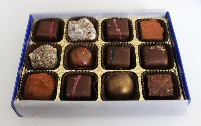 Whisk & Whites Chocolate Selection