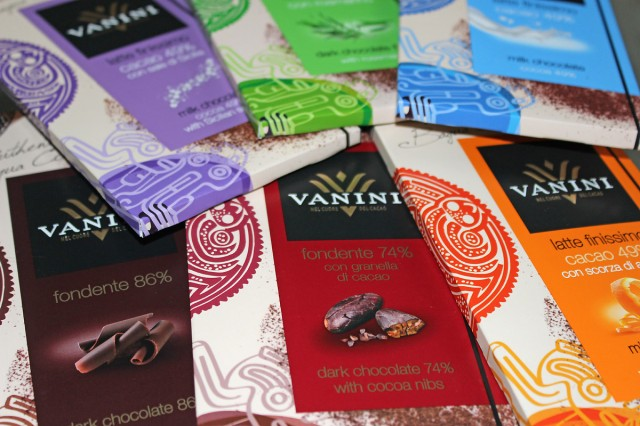 Vanini Chocolate Bars