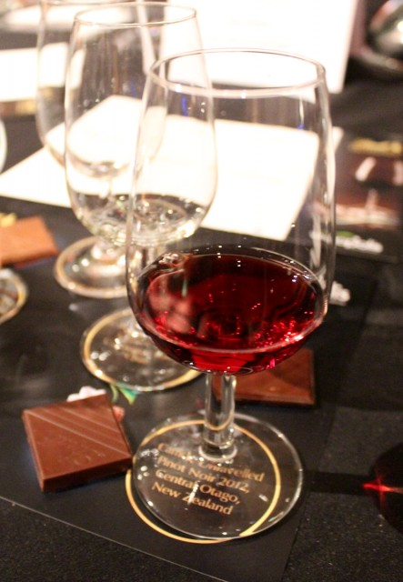 Lindt Chocolate & Wine Masterclass