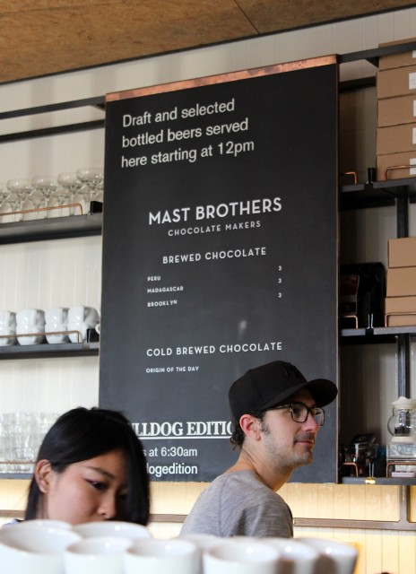 Mast Brothers at Ace Hotel