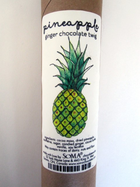 Soma Pineapple Ginger - Package