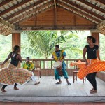 Grenadian Dancing at Belmont Estate