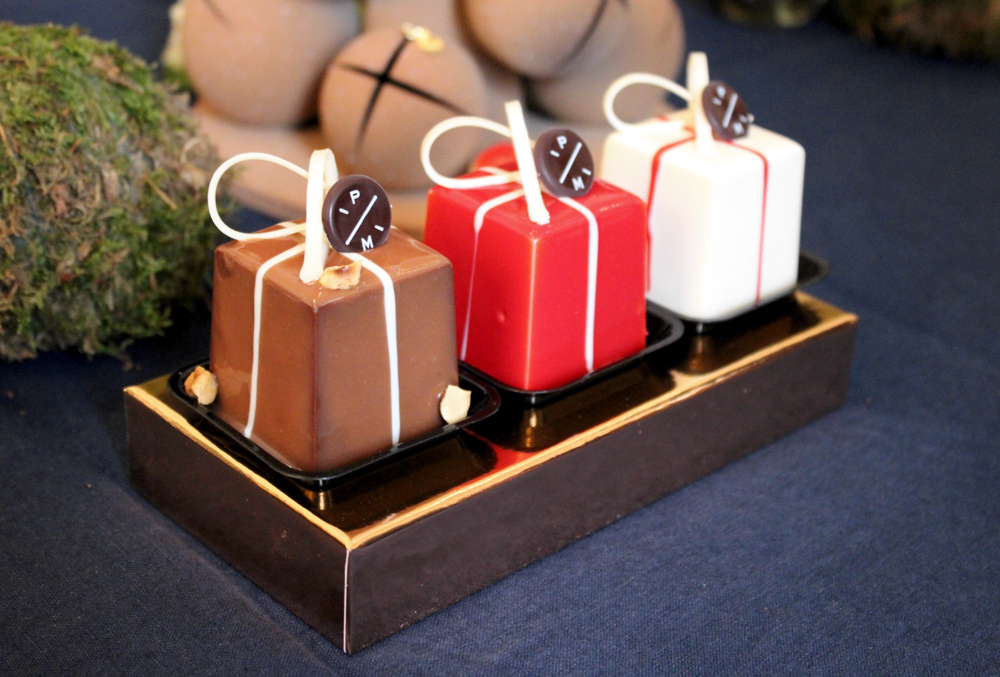 Pierre Marcolini Christmas 2018 Collection - Chocablog