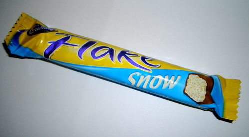 Cadbury Snoflake