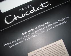 Hotel Chocolat Triple Chocolate Wham Bam