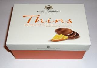 Duchy Originals Orange Thins