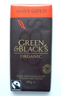 Green & Black's Maya Gold