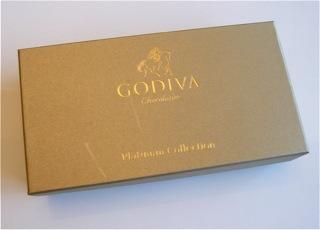 Godiva Platinum Collection