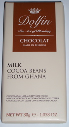 Dolfin Milk Chocolate