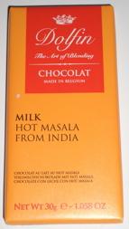 Dolfin Milk Chocolate Taster Bars