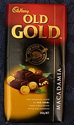 Old Gold Macadamia