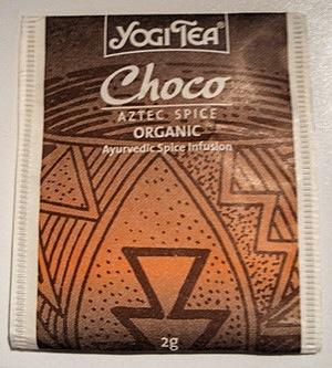 Yogi Choco Aztec Spice Tea