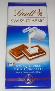 Lindt Swiss Classic Double Milk