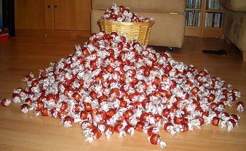 Lindt Balls