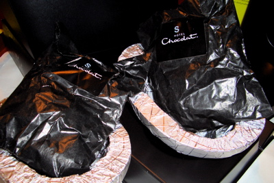 Hotel Chocolat Serious Dark Fix Egg