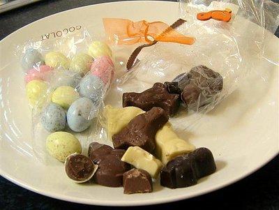 Cocolat Easter Chocolates
