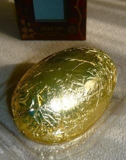 Green & Black's Easter Egg