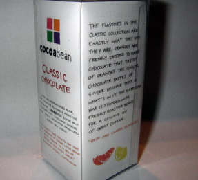Cocoa Bean Classic Chocolate