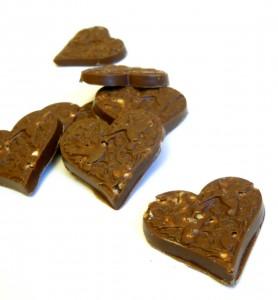 Hotel Chocolat Caramel Sweetheart
