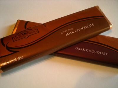 Rocky Mountain Milk and Dark Chocolate