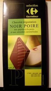 Carrefour Noire Poire