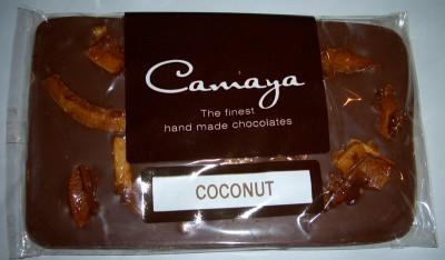 Camaya Milk Chocolate Slabs