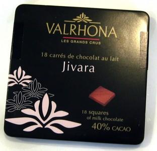 Valrhona Jivara