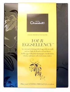 Hotel Chocolat Your Eggsellency Egg