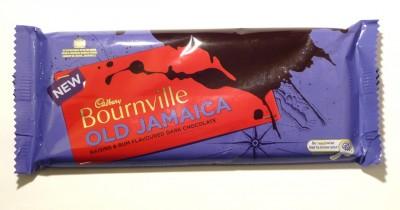 Cadbury Bournville Old Jamaica Rum & Raisin