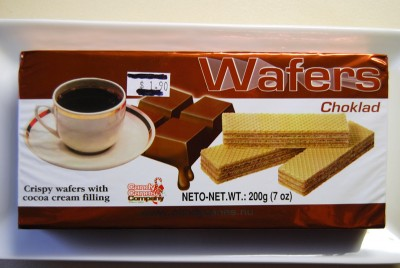 Candy Canes Choklad Wafers