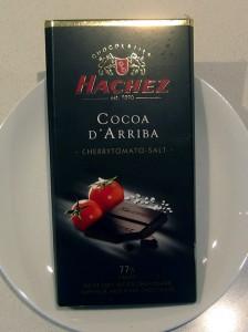 Hachez Cocoa D'Arriba Cherry Tomato Salt