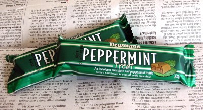 Newman's Peppermint Treat
