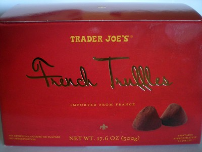 Trader Joe's French Truffles
