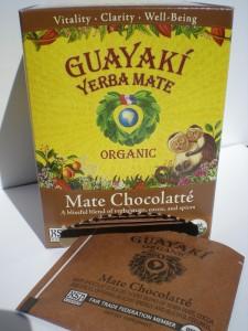 Guayaki Mate Chocolatté