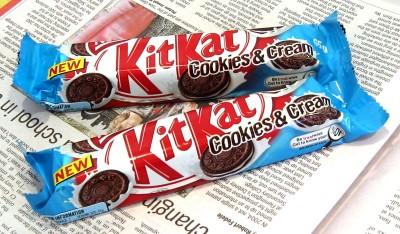 KitKat Cookies & Cream